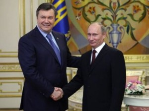 'I'm however president' – Ukraine's Yanukovych