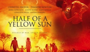 'Half of the Yellow Sun' examines British colonial history in Nigeria